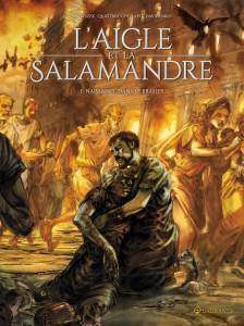 Aigle et la Salamandre T01_C1C4.indd