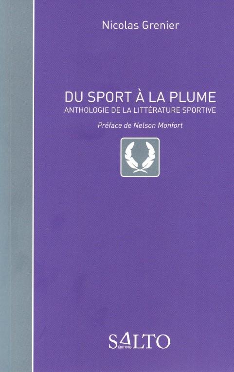du-sport-a-la-plume-anthologie-de-la-litterature-sportiv