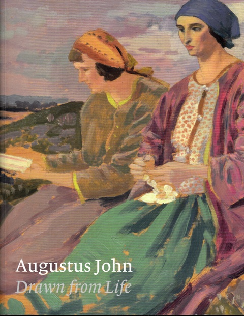 augustus-john-drawn-from-life