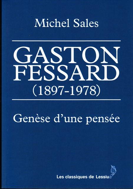 gaston-fessard-1897-1978-genese-dune-pensee