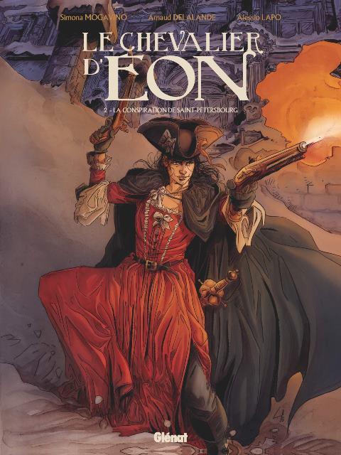 le-chevalier-deon-tome-2